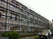 津西高校 塗装工事